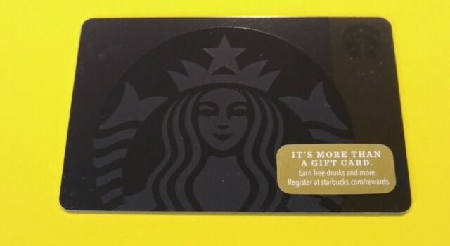 Starbucks Card #6103 Mermaid 2014