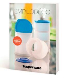Tupperware neuf livret recettes mando chef 1000/&1 astuces