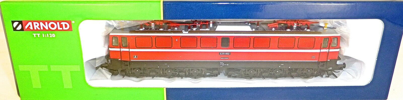 E 251 002 Fair paintwork Dr Red ep3 DSS Arnold hns9029 TT 1 120 Special Series Μ