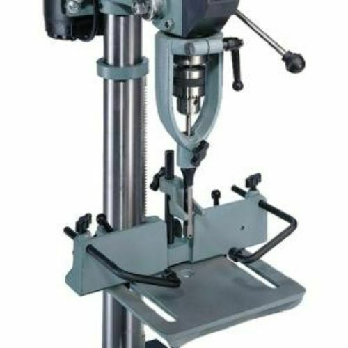 Delta Mortising Kit Drill Press Attachment 4 in. Woodworking Power Tool