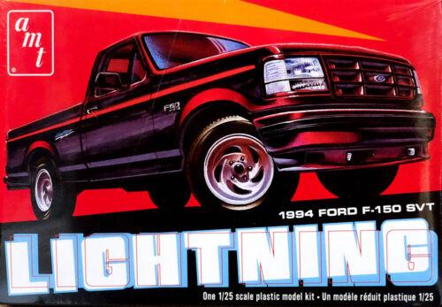 1994 Ford F-150 SVT Lightning Pickup 1:25 AMT Model Kit Bausatz AMT1110