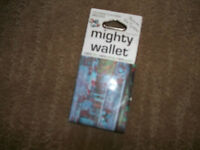 Mighty Wallet Thin Tyvek Long Lasting Wallet 3d Roof York Design