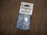 Mighty Wallet Thin Tyvek Long Lasting Wallet 3d Roof York Design