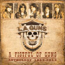 A  Fistful of Guns: Anthology 1985-2012 by L.A. Guns (CD, Feb-2017, 2 Discs, Deadline Music)