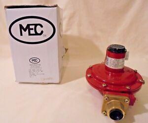 Details about MEC MEGR-1622G-JGJ EXCELA-FLO GAS REGULATOR