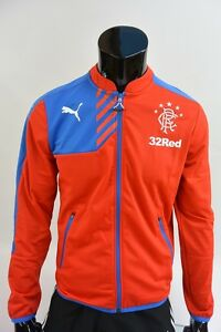 b35284db5418 Image is loading Puma-GLASGOW-RANGERS-FC-2015-2016-Training-Tracksuit-