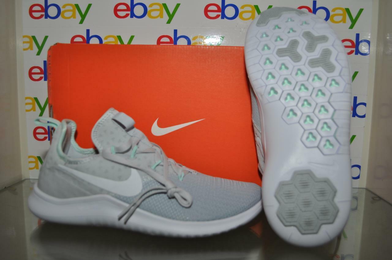 Nike Wouomo Free TR8 Training scarpe 94288  -003 Puro platino MSRP  100  più preferenziale