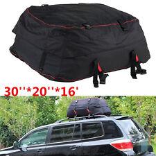 Roof Top Cargo Bag Waterproof Carrier Storage Luggage Car SUV Rooftop Travel