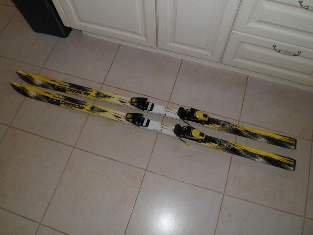 Ski Rossignol 5K länge 183cm mit Bindung,versende auch