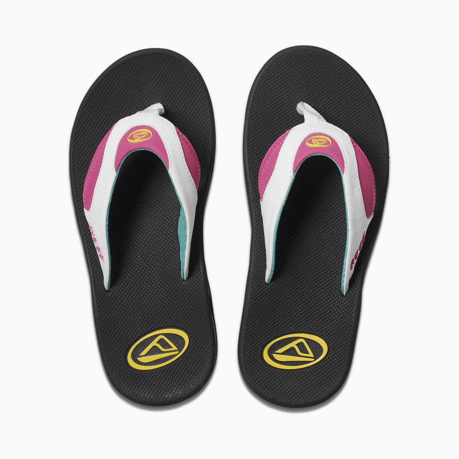 Reef Femme Femme Femme Flip Flops. Fanning Arch Support water friendly Sandal Tongs 9 S 26 B 02ba19