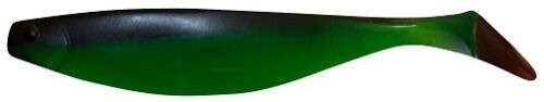 Ripper 22,5cm schwarz//chartreuse