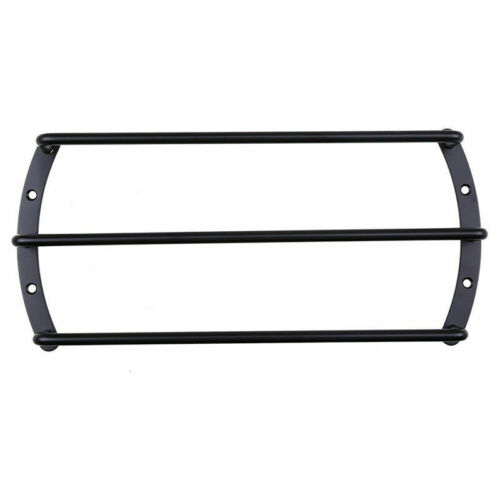 """8/"""" Black Bar Style Speaker Car Subwoofer Grill Sub Woofer Metal Grille Cover"""