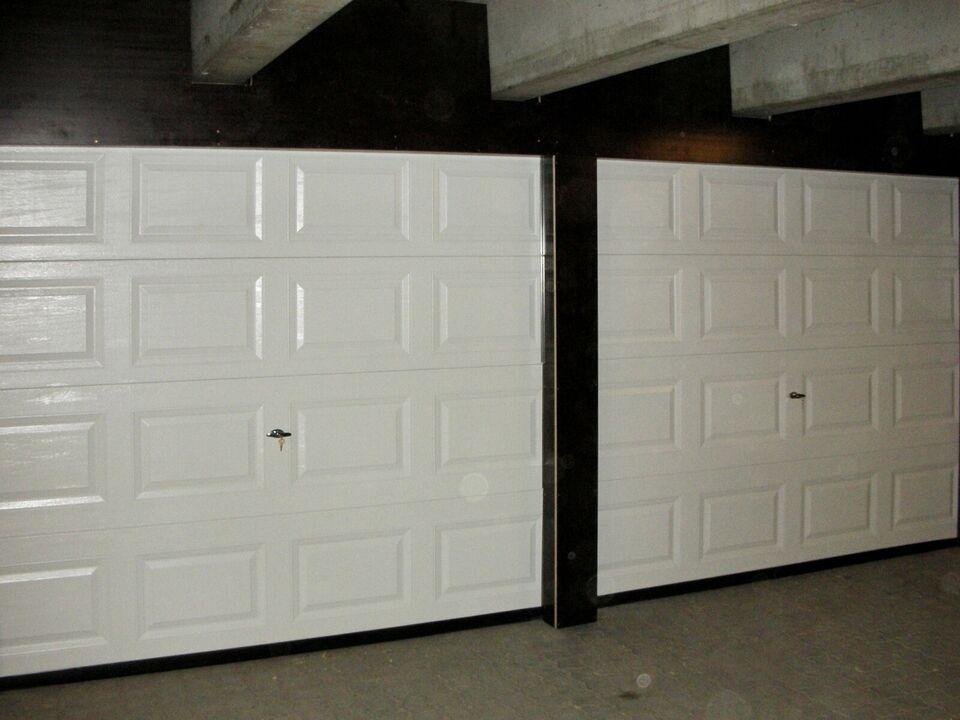 2860 garage udlejes, etageareal kvm. 10 Erik Bøghs Alle 5