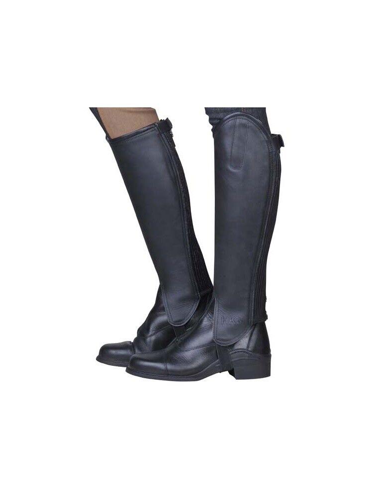 Stiefelschaft Softline Luxus HKM NEU schwarz verschiedene Größen NEU HKM f45497