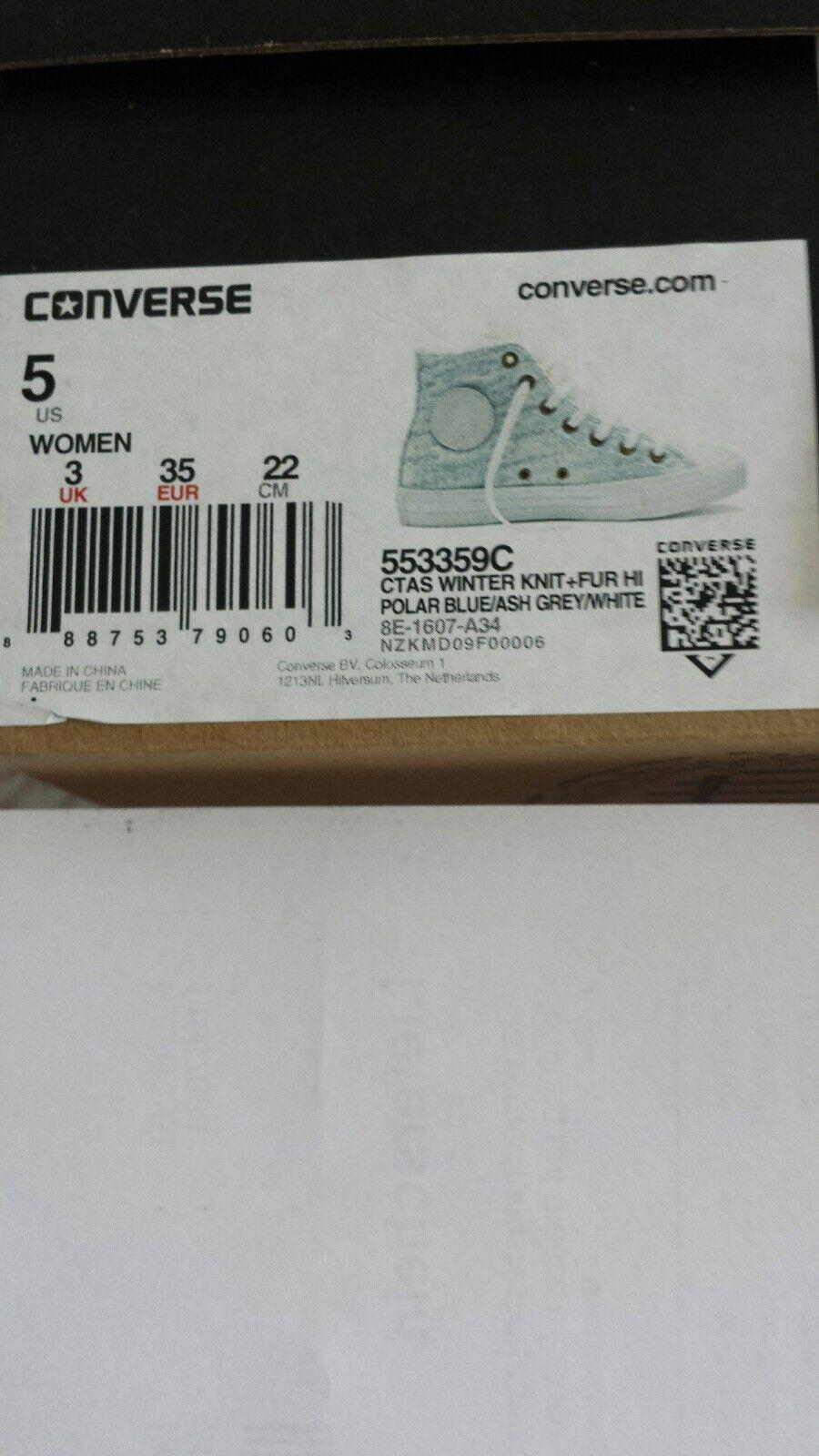 Converse CTAS - CTAS Converse Winter/Knit+Fur Limitiert/ gr:36.5 Versandkostenfrei☺ 13f931