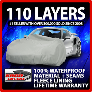 Quality Breathable Full Car Cover Water Resistant LANDROVER DEFENDER 110