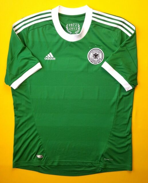 finest selection 02406 c24ef Germany DFB Jersey Large 2012 2013 Away Shirt X21412 Soccer Football adidas