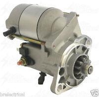 Starter For Kubota Tractor L4850 4850 L5450 5450 M5640 5640