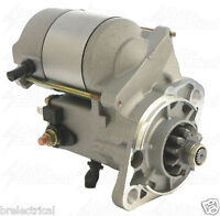 Starter For Kubota Tractor L3350 3350 L3750 3750 L4150 4150 L4350 4350