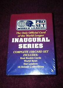 1991-Pro-Set-Football-WLAF-World-League-Inaugural-Series-Factory-Sealed-Mint-Box