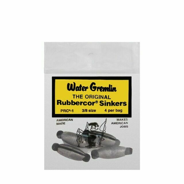 Water Gremlin Removable Split Shot Size 3//0 40 Pack PSS-3//0