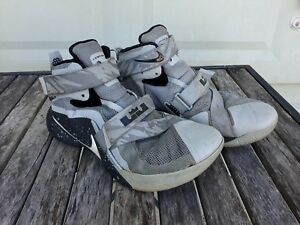 argent Lebron de Homme 13 noir pour basket Nike Soldier Chaussures King James gris taille d71qn1gB