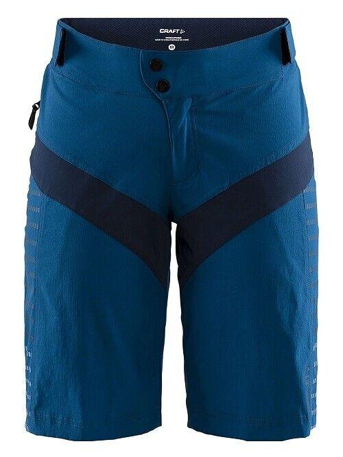 Craft Emperatriz XT Shorts de Dama en Nox   Shore Tamaño L Elástico