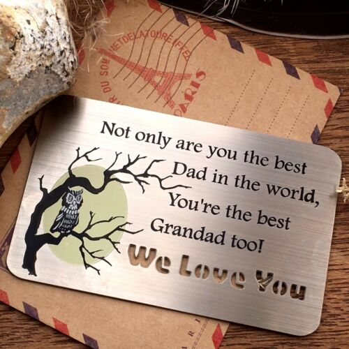 Personalised gifts for men mum dad daddy daughter women husband brother son nan