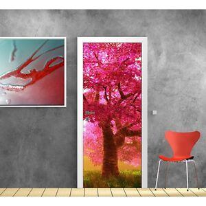 Papier Peint Porte Arbre EBay - Papier peint porte