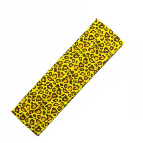 Ladies Women Animal Leopard Print Fashion Headband Headwrap Hair Band Twist UK