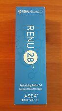 SALE ASEA Renu Advanced RENU 28 Revitalizing Redox Gel 80ml / 2.7 fl oz BB 11/17