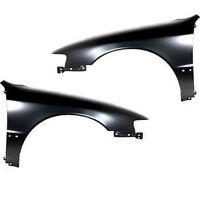 Front Fender Set Of 2 Left & Right Fits 1978-1981 Chevrolet Camaro