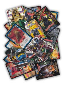Lego Ninjago Serie 3 Trading Card #187 Mega Duell Zane