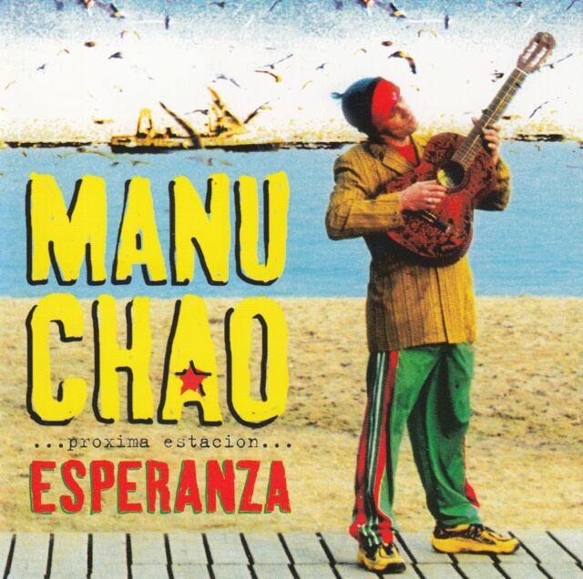 MANU CHAO : ..PROXIMA ESTACION... ESPERANZA / CD - TOP-ZUSTAND