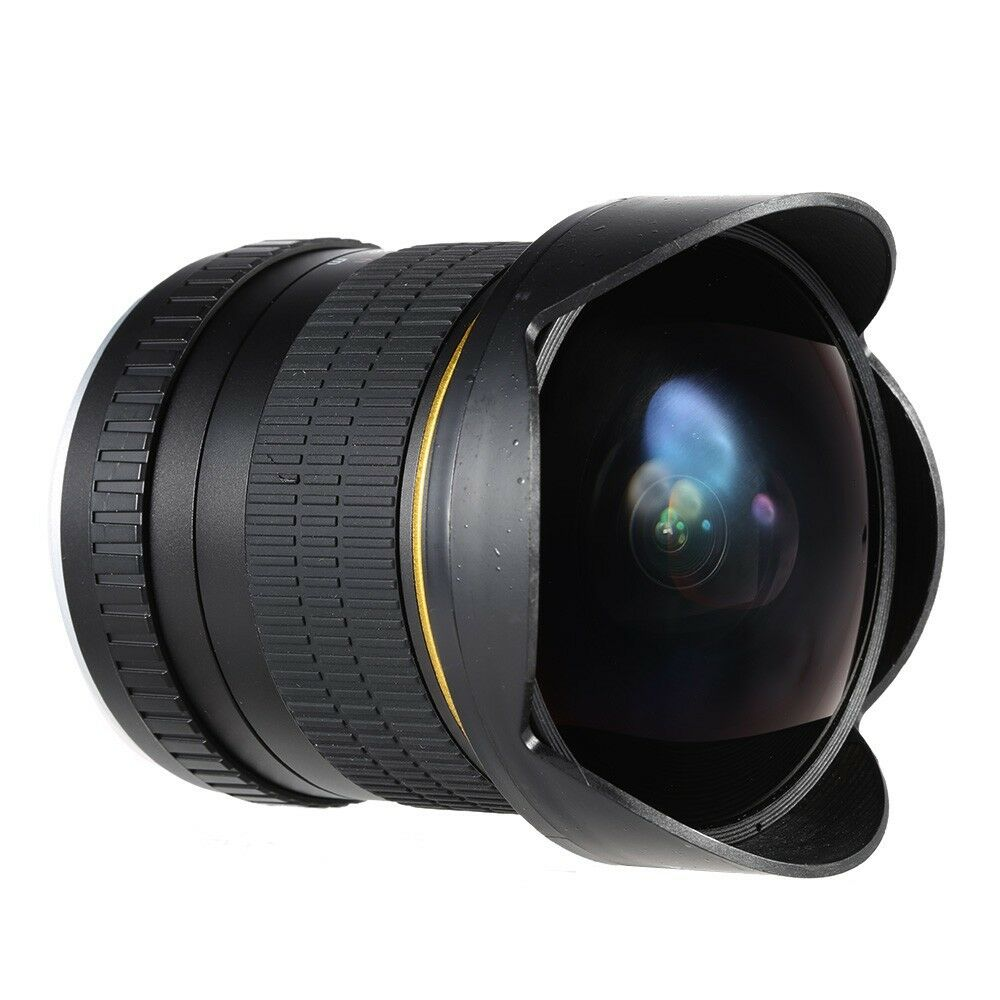 altura 8mm fisheye lens review
