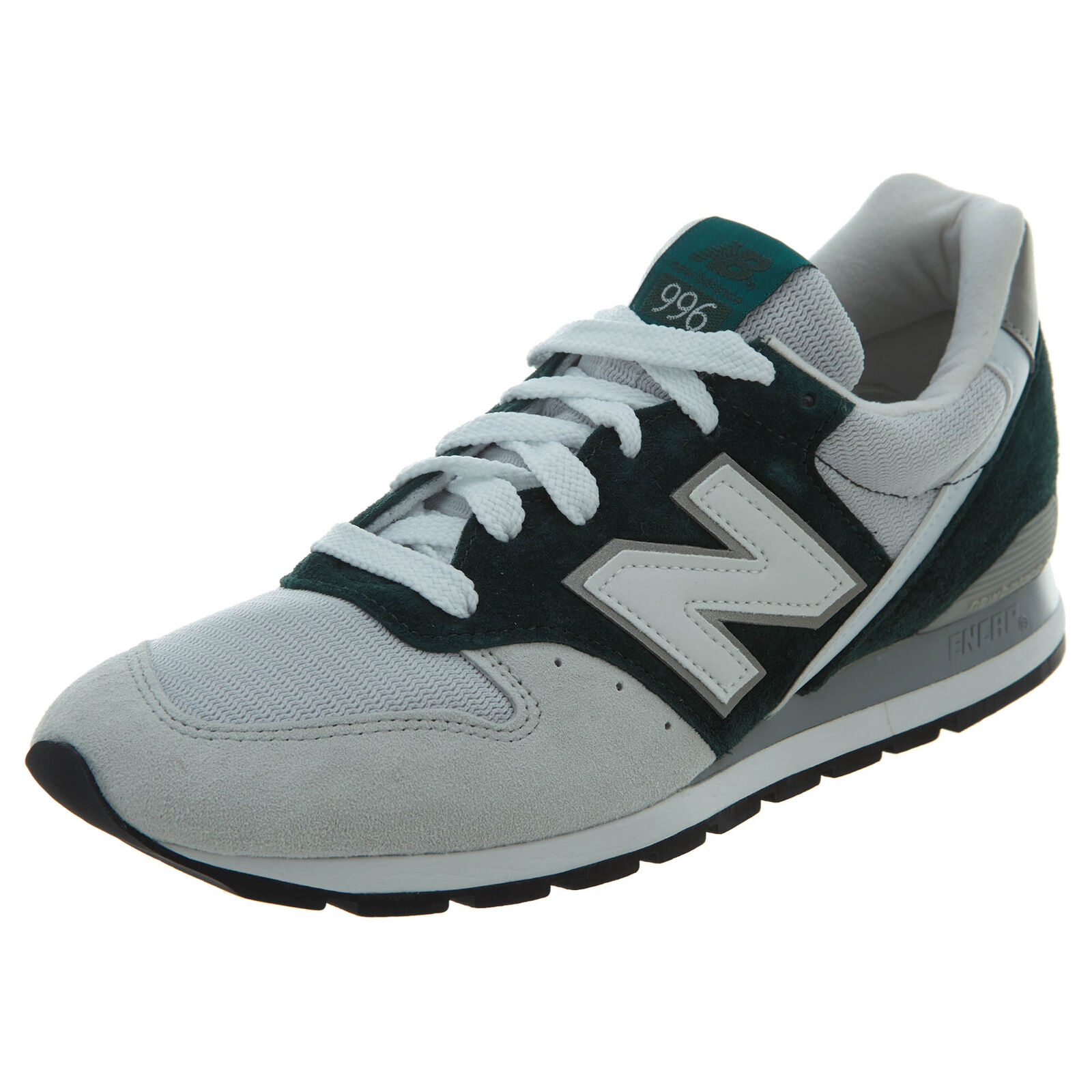 New Balance Mens 996 Classic Running shoes Green Grey M996-CEPA