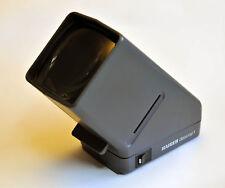 "KAISER 2003 DIASCOP 1 PROFESSIONAL SLIDE VIEWER FOR 5X5CM MOUNTED SLIDES 2X2"""