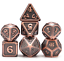7Pcs-Set-Metal-Polyhedral-Dice-DND-RPG-MTG-Role-Playing-and-Tabletop-Games thumbnail 4