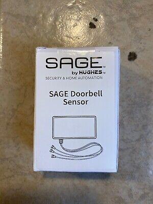HUGHES SAGE DOORBELL SENSOR 206612 BRAND NEW HOME SECURITY