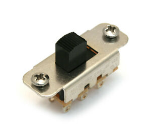 1-Genuine-Fender-Black-ON-ON-Slide-Switch-for-Jaguar-Guitar-001-7079-049