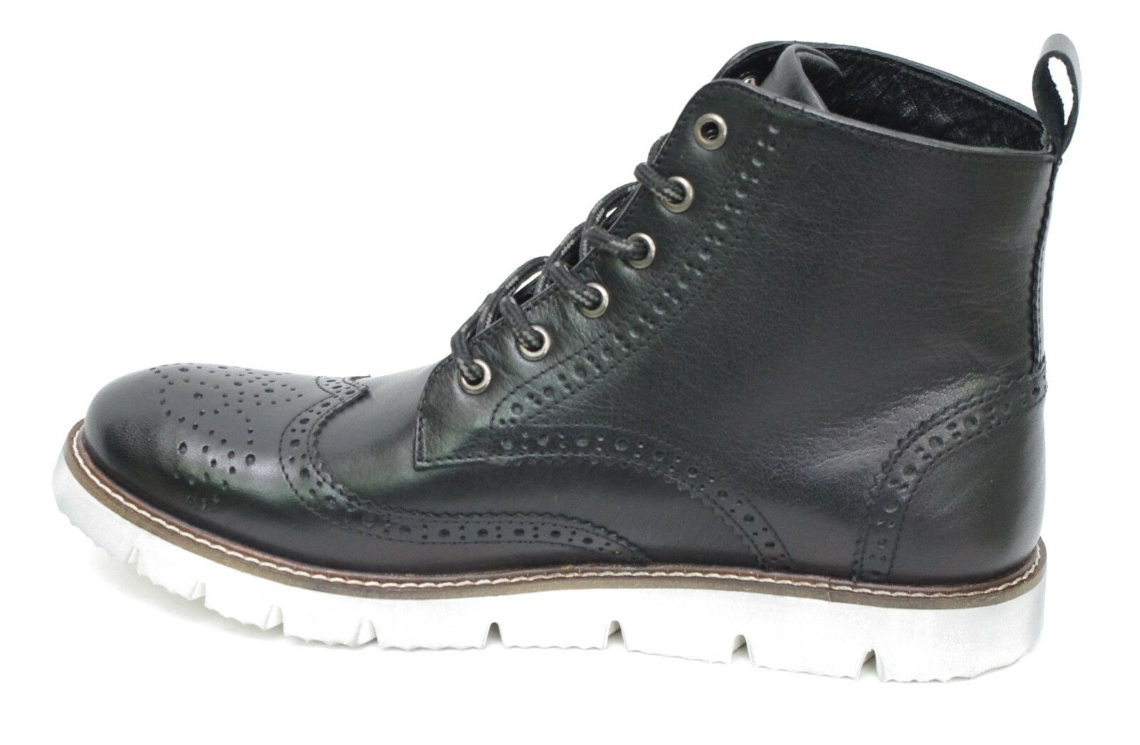 KICKERS TRICKEND noir chaussures - Stiefel cuir homme 518250 - chaussures 8 7ed518