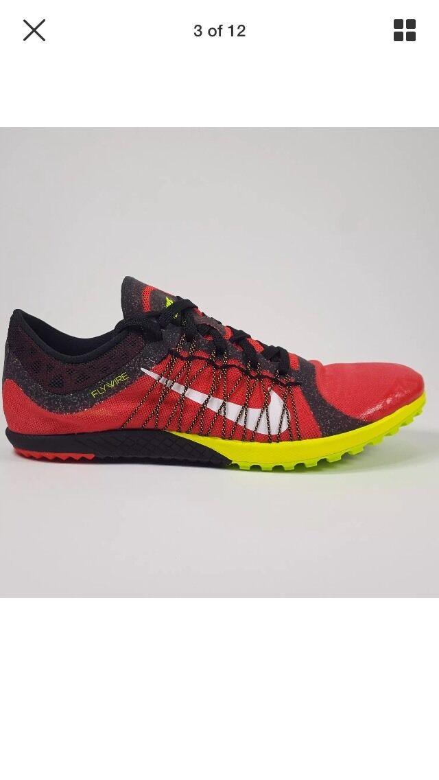 Nike Zoom Victory Waffle 3 Track & Field Men's 13 Womens 14 NIB 654692-817 $110