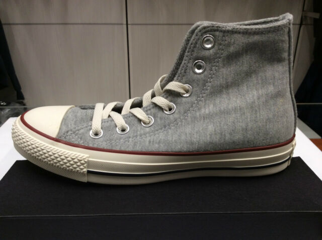 SCARPA UOMO CONVERSE art. 150583C mod. ALL STAR HI in TELA JERSEY