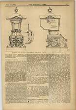 1903 Pulpit In Dutch Reformed Church Cape Town South Africa
