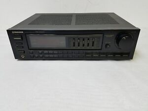 Details about Vintage Pioneer SX-2300 Stereo Receiver For Repair