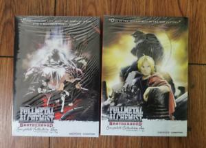 Fullmetal Alchemist: Brotherhood Complete Series 12 DVD Full Collection 1 & 2   eBay