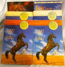 6 Guided Reading Marguerite Henry Misty Series Lot King of the Wind