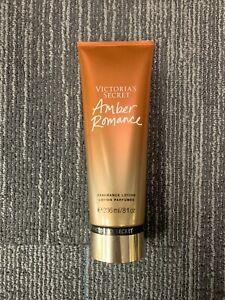 Victoria-039-s-Secret-AMBER-ROMANCE-Fragrance-Body-Lotion-8-fl-oz-Full-Size-NEW