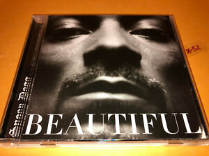 Details about SNOOP DOGG promo HIT single BEAUTIFUL CD pharrell NEPTUNES  uncle charlie wilson