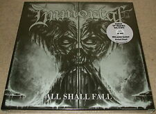 """IMMORTAL-ALL SHALL FALL-2013 10"""" 4xLP SILVER VINYL-LIMITED TO 333-NEW & SEALED"""